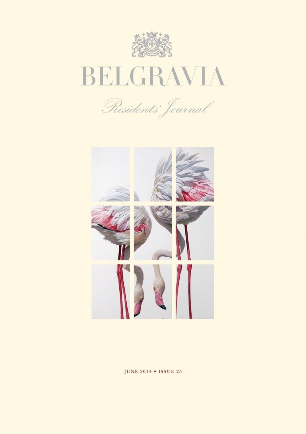 Press: Belgravia June 2014