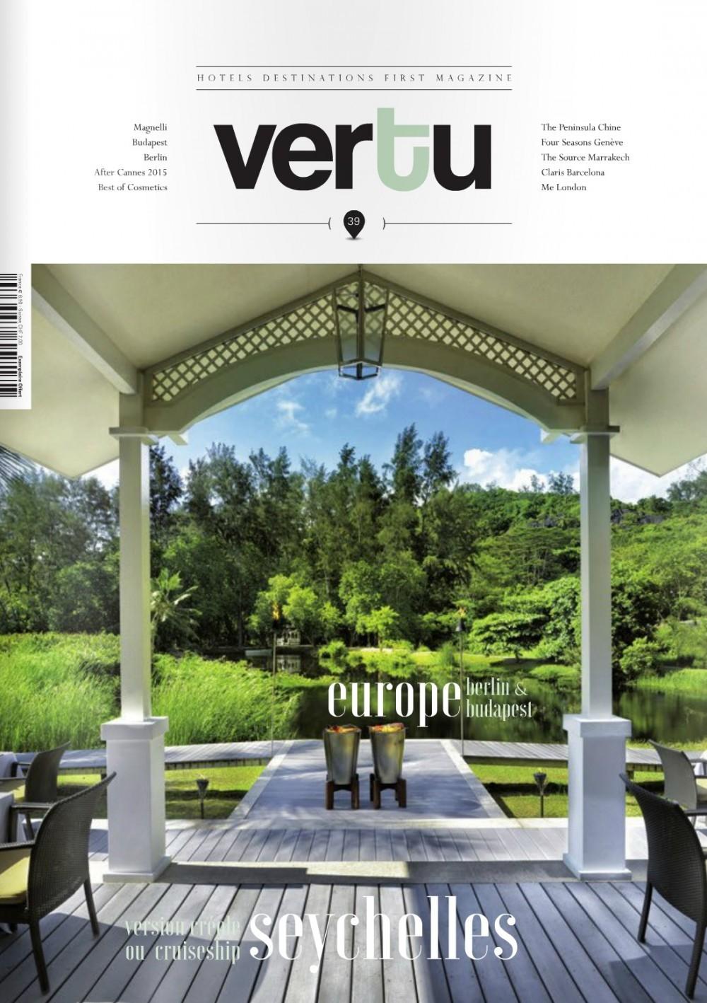 Press: Vertu October 2015