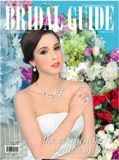 Press: Bridal Guide March 2015