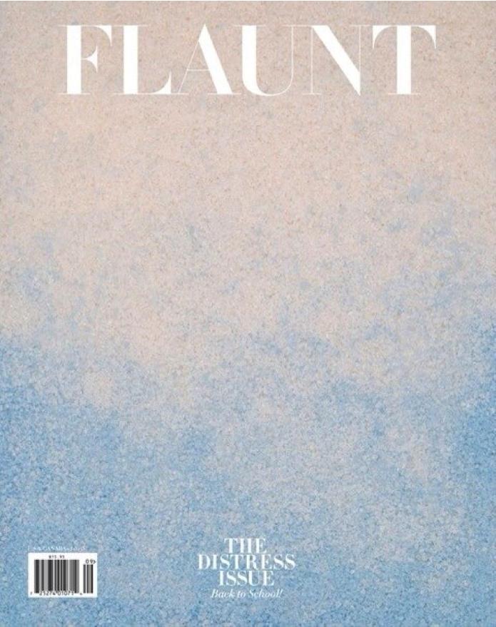 Press: Flaunt May 2015
