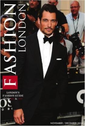 Press: Fashion London November 2014