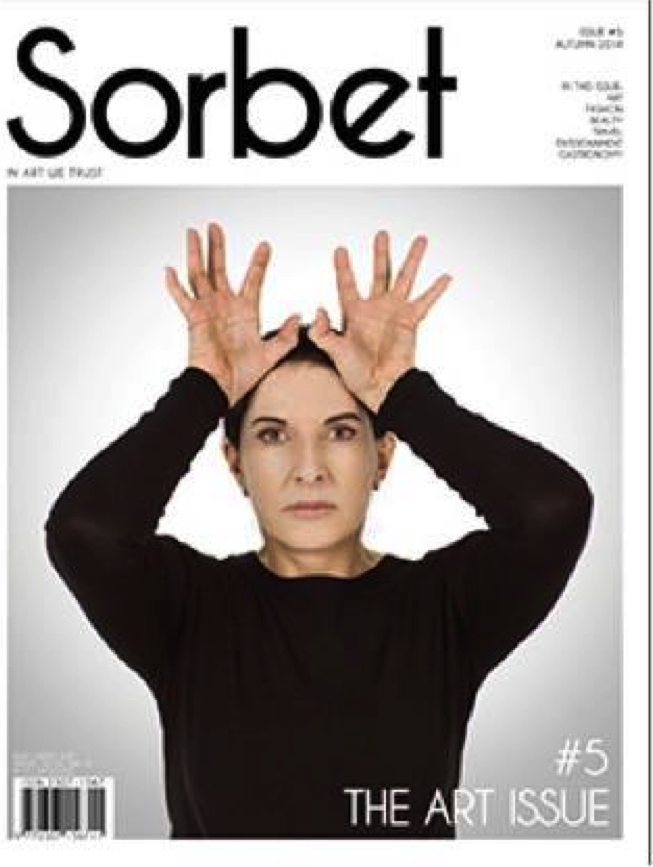 Press: Sorbet April 2015
